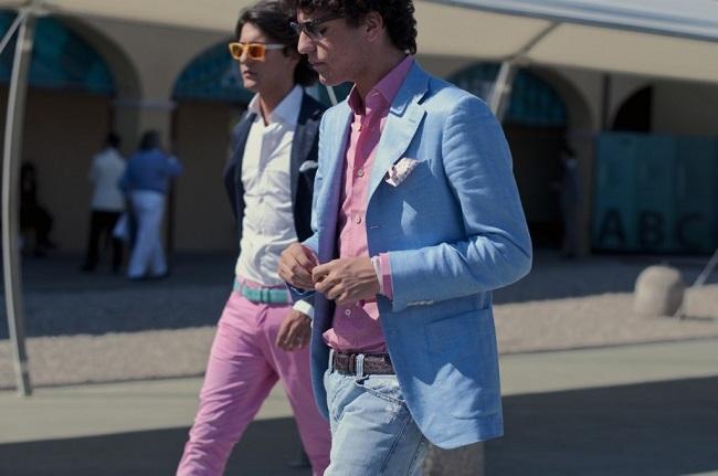 イタリア人男性に学ぶファッションコーディネート術 注目の色