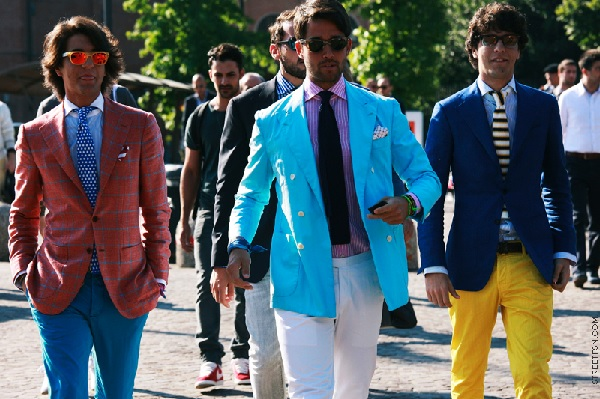ファッションカラーコーディネート