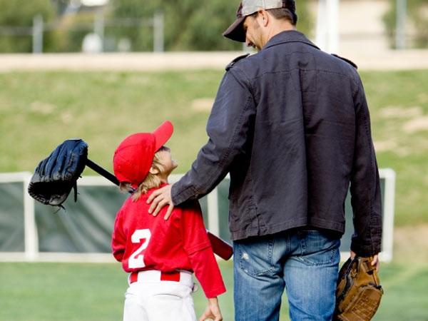 父と子野球