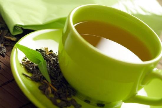 緑茶花粉症