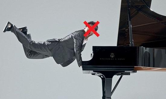 ダメピアノ